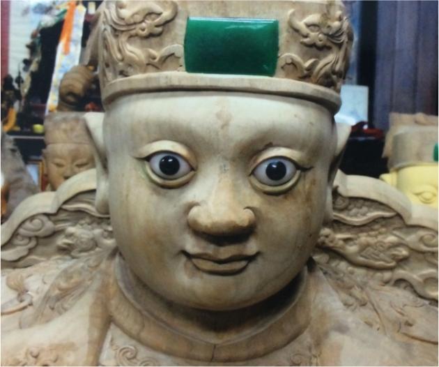 神像、佛像的眼球之訂做 1